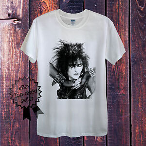 Siouxsie-Sioux-Banshees-T-Shirt-Men-Women-or-Unisex-Creatures-Rock-Band-British