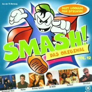 Smash-12-2001-Outkast-Dj-Bobo-amp-Irene-Cara-Britney-Spears-Jeanette-CD