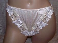 Lise Charmel Erable Collection M Thong Style Panty Medium Cristal Cream New