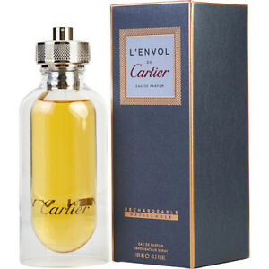 d34df003f0c Cartier L envol Men Eau De Parfum Refillable Spray 3.3 FL Oz 100 Ml and Seal