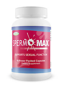 sperm Pill that increse