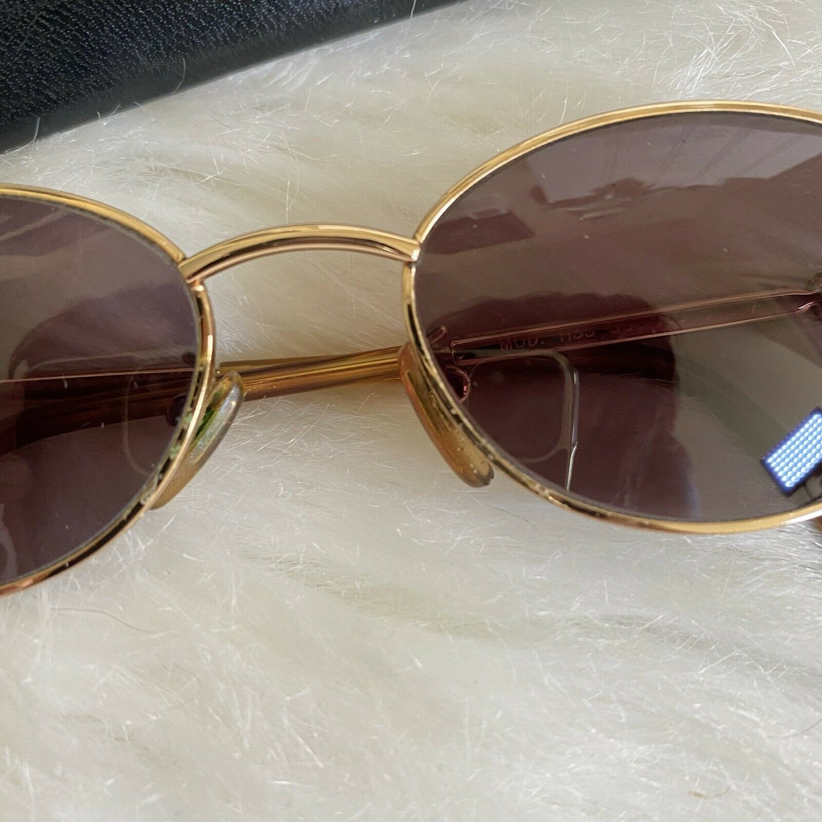 Vintage Gianni Versace Mod H35 COL 030 sunglasses - image 2