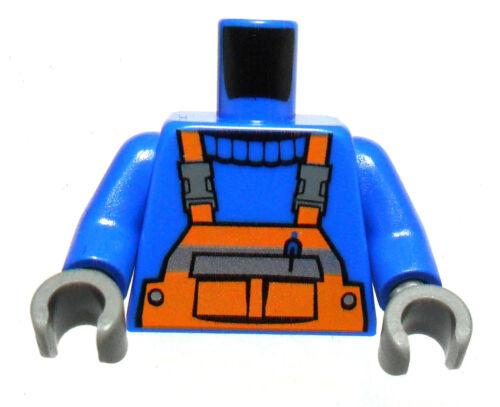 LEGO 1x Figurenoberkörper Torso bedruckt   973px437c01