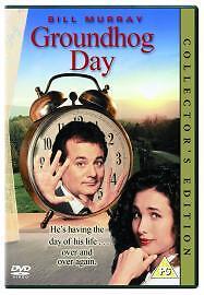 1 of 1 - Groundhog Day (DVD, 2002)