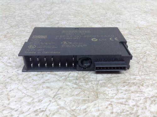 Siemens 1P 6ES7 131-4BD01-0AA0 Simatic 7 Input Module 6ES71314BD010AA0