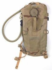 BRITISH ARMY CAMELBAK WATER CARRIER HYDRATION PACK in DESERT CAMO