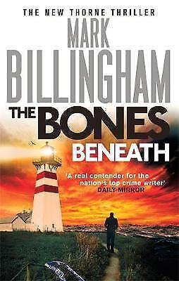 1 of 1 - The Bones Beneath by Mark Billingham (Paperback) New Book