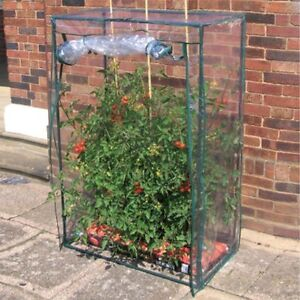 Image Is Loading Tomato Growbag Growhouse Mini Outdoor Garden Greenhouse With