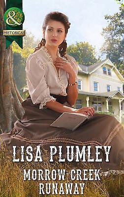 Plumley, Lisa, Morrow Creek Runaway (Historical), Very Good Book