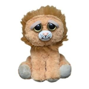 Feisty-Pets-Marky-Mischief-Lion-8-Inch-Plush-Figure-NEW-IN-STOCK-Toys
