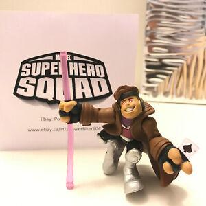 Marvel Super Hero Squad RARE PSYLOCKE w// Purple Psychic Blade X-Men Apocalypse