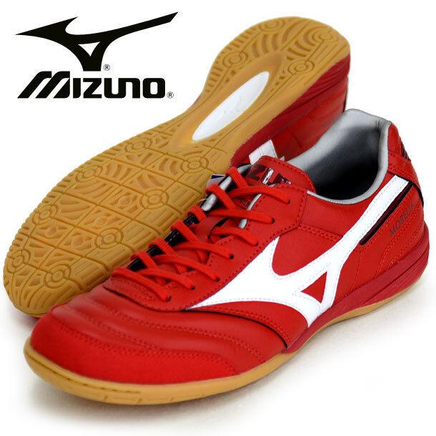 nouveau Mizuno Futsal chaussures MORELIA IN Q1GA1800 Libreshipping
