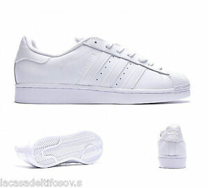 adidas superstar bianche