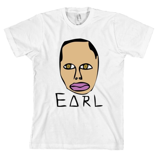 Earl Sweatshirt Odd Future Wolf Gang AMERICAN APPAREL T Shirt OFWGKTA Tee NEW