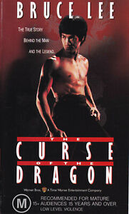 THE-CURSE-OF-THE-DRAGON-Bruce-Lee-VIDEO-VHS-Pal-SirH70
