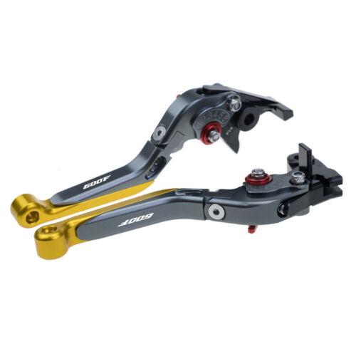 KODASKIN CNC Folding Extendable Brake Clutch Levers for Honda CB600F 2007-2013