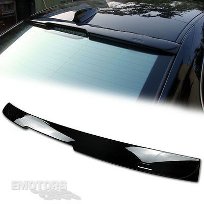 PAINTED BMW E60 5-SERIES A TYPE 4D REAR ROOF SPOILER 10 530i 550i #A35 Ω