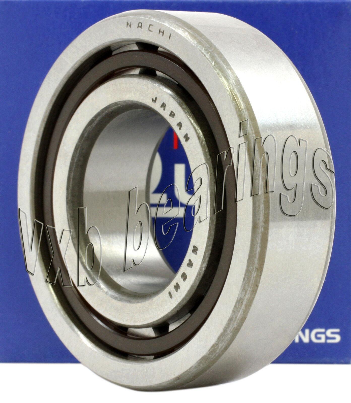 NJ2312EG C4 Nachi Cylindrical Roller Bearing Nylon Cage Japan 60x130x46 Cylindri