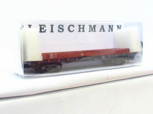 Fleischmann N Niederbordwagen 4achsig DB EVP LN3951