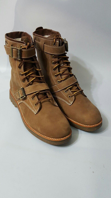 1444733a79d Dan Post CASH 01-DP2407-BN44 Men's Cognac Western Stitched Leather R ...