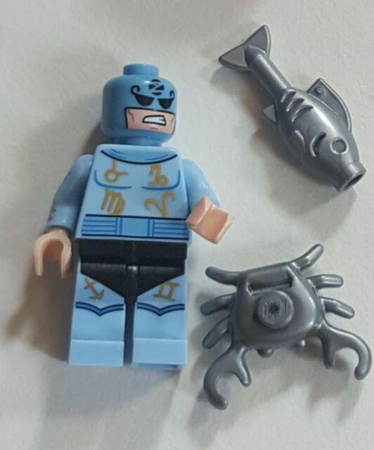 LEGO MINIFIGURE BATMAN MOVIE ZODIAC MASTER