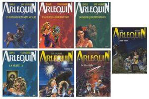 BD-prix-reduit-Arlequin-Integrale-Arlequin-Editions-Joker