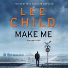 Make Me: (Jack Reacher 20) by Lee Child (CD-Audio, 2015)
