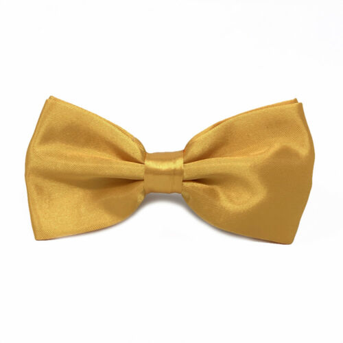 Pre-tied Adjustable Length Bowtie Many Colors Classic Bow Ties for Men