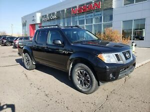 2019 Nissan Frontier Crew Cab - Pro 4X Leather