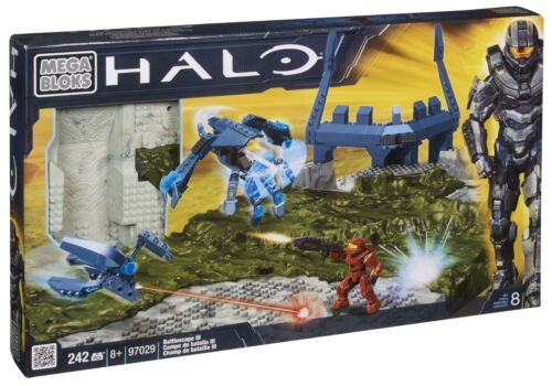 Damaged Package Mega Bloks Halo Battlescape III Set #97029