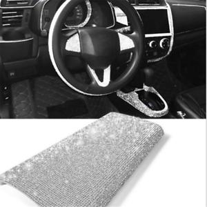 9-5-034-x16-034-Crystal-Rhinestones-Cover-Sheet-Self-Adhesive-for-Car-Phone-Decor