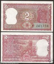 ★★★  2 Rupees I.G Patel 'A' Inset ~ UNC ~ B-15 ★★★  bb85