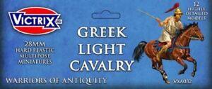 28MM-Grec-Clair-Cavalerie-Victrix-Ancien-Grecs-Maintenant