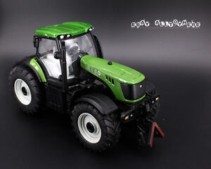 Details about 1/32 JCB V-Tronic 8250 Tractor Diecast Model Farm Vehicle  1:32 Hood Open GTA