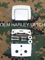 Harley Tour Pack Pak Latch Spacers Classic Electra Glide Ultra Touring