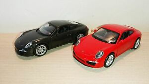 Porsche-911-991-Carrera-S-Diecast-Scale-Model-Car-Scale-1-38-NEW