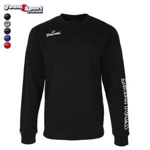 Spalding-Team-II-Sweatshirt-Herren-Basketball-Fitness-Sweat-Art-3002084