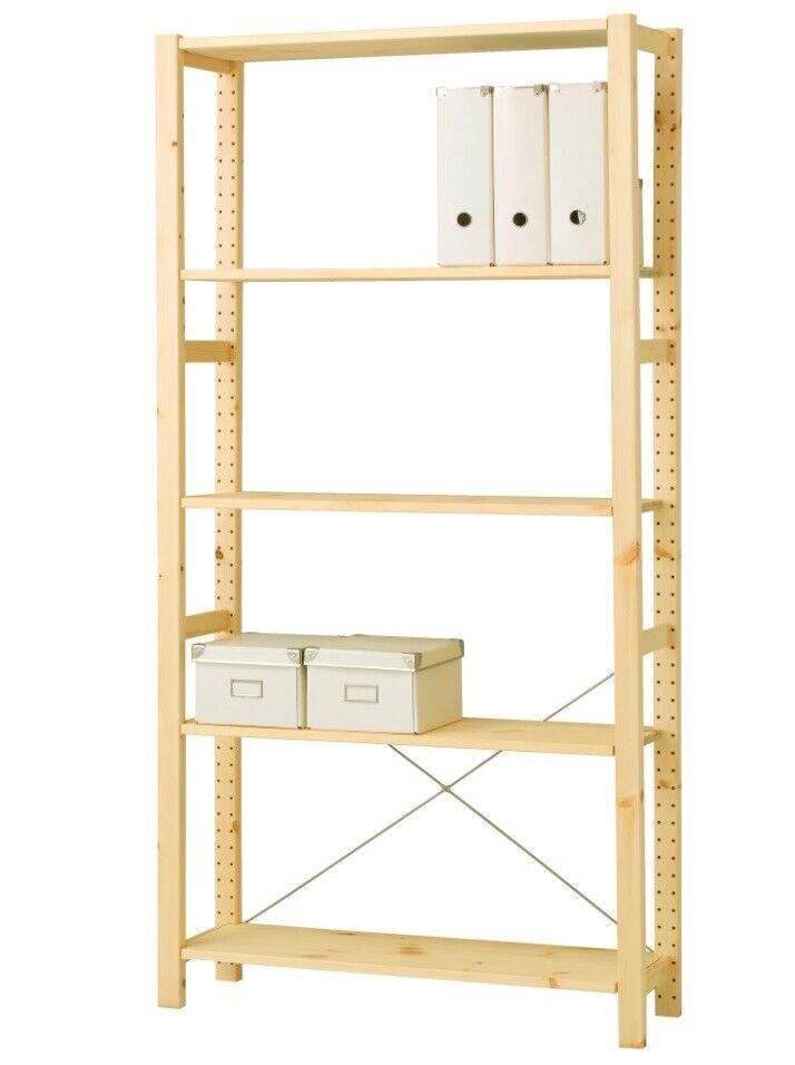 Reol, IKEA IVAR, b: 89 d: 30 h: 179