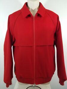 Pendleton-Wool-Coat-Red-Size-Medium-1920
