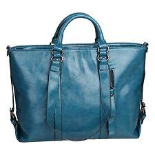Womens Vintage Handbag Genuine Leather Shoulder Bag Tote Bags Satchel Large Body