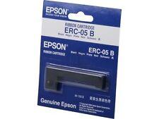 Original Epson ERC-05B Ribbon  Farbband Genuine SHARP Calculator EL 7000