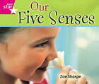 Rigby Star Guided Quest: Pink Level: Our Five Senses by Pearson Education Limited (Paperback, 2005)