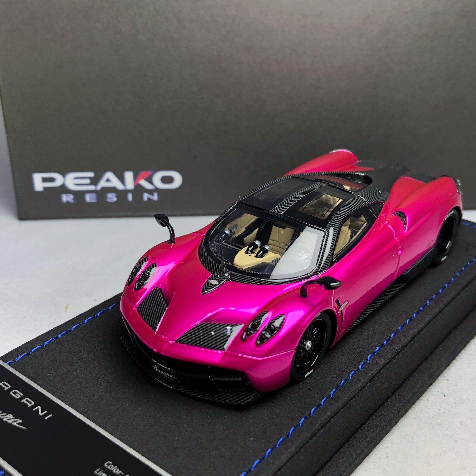 1 43 peako PAGANI HUAYRA Flash Rose Ltd 30 pcs 30302