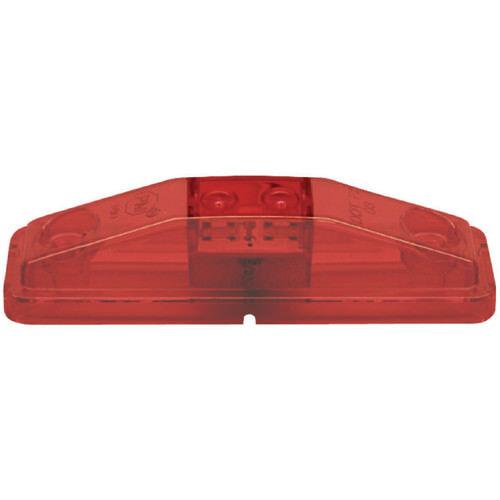 Anderson Trailer V169KR Piranha LED Clearance//Sidemarker Light Red