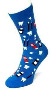 Bonnie-Doon-034-Dentist-034-Socken-Baumwolle-Size-36-42