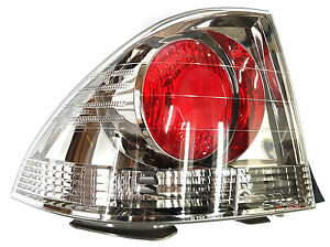 *NEW* TAIL LIGHT LAMP (CHROME. GENUINE) for LEXUS IS200 1/1999 - 7/2001 LEFT LH