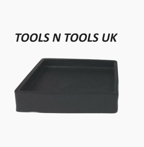 4/'/' RUBBER BASE BLOCK ONLY FOR STEEL BLOCK COMBINATION METAL ANVIL BENCH TOOL