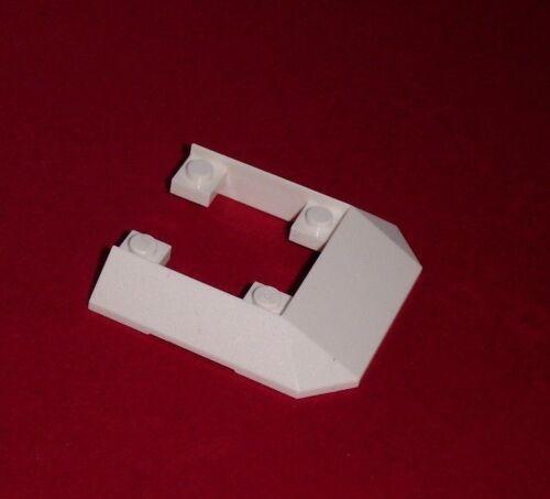 in weiß aus 7659 2876 Lego Zugdach/Schrägstein/Keilstein 6x6x1