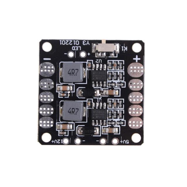 CC3D Flight Controller 5V 12V PDB Power Board Distribution PCB For QAV250 SR