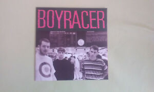SINGLE-BOYRACER-FROM-PURITY-TO-PURGATORY-VINYL-SARAH-RECORDS